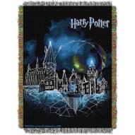 Harry Potter Castle Throw Blanket