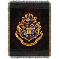 Harry Potter Hogwarts Throw Blanket