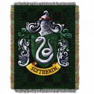 Harry Potter Slytherin Shield Throw Blanket