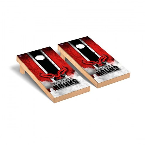 Hartford Hawks Mini Cornhole Set