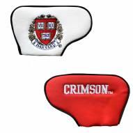 Harvard Crimson Blade Putter Headcover