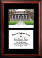 Harvard Crimson Diplomate Diploma Frame