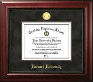 Harvard Crimson Executive Diploma Frame