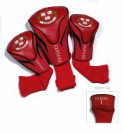 Harvard Crimson Golf Headcovers - 3 Pack