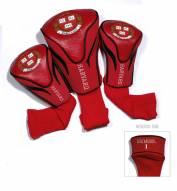 Harvard Crimson Golf Headcovers - 3 Pack