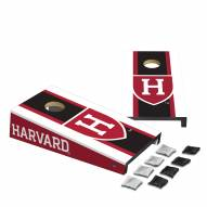 Harvard Crimson Mini Cornhole Set