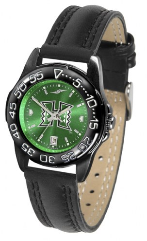 Hawaii Warriors Ladies Fantom Bandit AnoChrome Watch