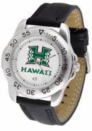 Hawaii Warriors Sport Men's Watch