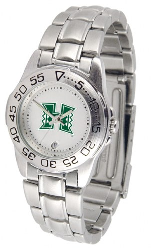 Hawaii Warriors Sport Steel Women's Watch