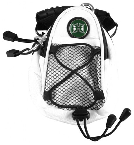 Hawaii Warriors White Mini Day Pack
