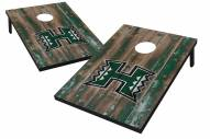 Hawaii Warriors Wild Sports Cornhole Set
