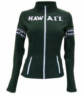 Hawaii Warriors Women's Yoga Jacket