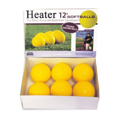 Heater Accurate Heater Pitching Machine Softballs