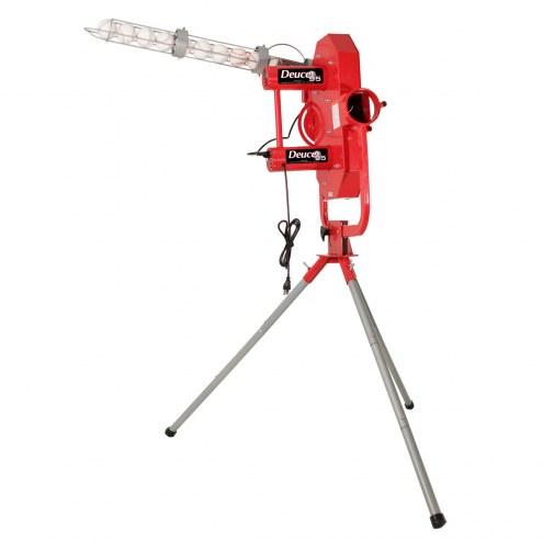 Heater Deuce 95 MPH Dual Wheel Baseball Pitching Machine