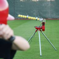 Heater Softball Pitching Machine