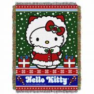 Hello Kitty Snowy Kitty Throw Blanket