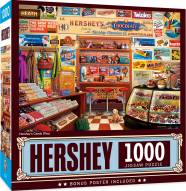 Hershey's Candy Shop 1000 Piece Puzzle
