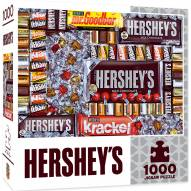 Hershey's Chocolate Paradise 1000 Piece Puzzle