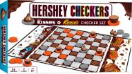 Hershey's Kisses vs. Reese's Checkers Board Game