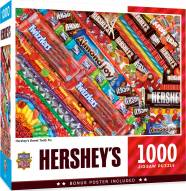 Hershey's Sweet Tooth Fix 1000 Piece Puzzle