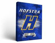 Hofstra Pride Banner Canvas Wall Art