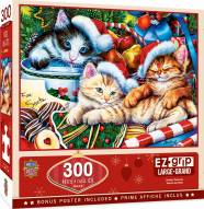 Holiday Treasures 300 Piece EZ Grip Puzzle