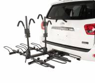 Hollywood Racks Sport Rider Platform Style 4-Bike Hitch Bike Rack (Platform Style)