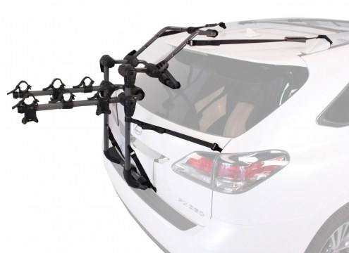Hollywood Racks F2 Over-The-Top Trunk Mounted 3 Bike Rack