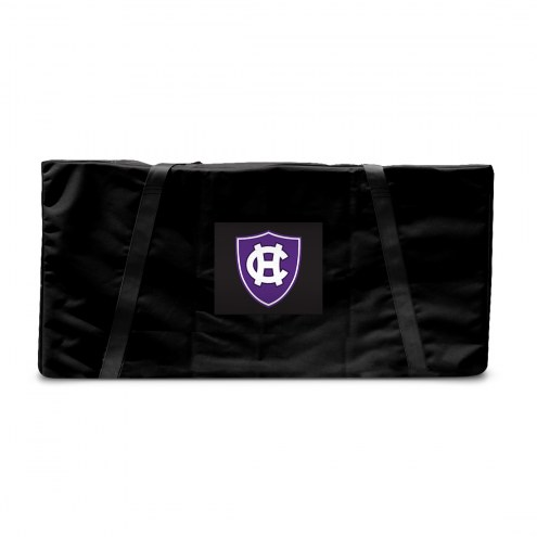 Holy Cross Crusaders Cornhole Carrying Case