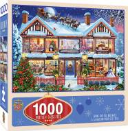 Home for the Holidays 1000 Piece Puzzle