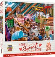 Home Sweet Home Attic Secrets 550 Piece Puzzle