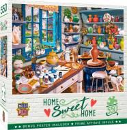Home Sweet Home Garden Getaway 550 Piece Puzzle