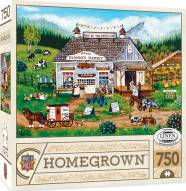 Homegrown Best of the Northwest 750 Piece Puzzle