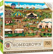 Homegrown Country Fair 750 Piece Puzzle