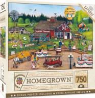 Homegrown Country Pickens 750 Piece Puzzle