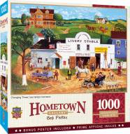 Hometown Gallery Changing Times 1000 Piece Puzzle