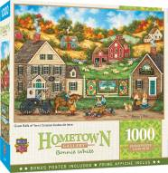 Hometown Gallery Great Balls of Yarn 1000 Piece Puzzle