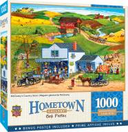 Hometown Gallery McGiveny's Country Store 1000 Piece Puzzle