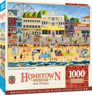 Hometown Gallery On the Boardwalk 1000 Piece Puzzle