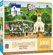 Hometown Gallery Strawberry Sunday 1000 Piece Puzzle