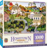 Hometown Gallery Sunday Meeting 1000 Piece Puzzle