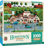Hometown Gallery The Old Filling Station 1000 Piece Puzzle