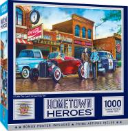 Hometown Heroes A Little Too Loud 1000 Piece Puzzle