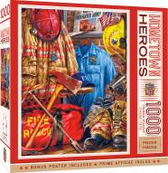 Hometown Heroes Fire and Rescue 1000 Piece Puzzle