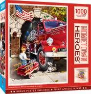 Hometown Heroes Firehouse Dreams 1000 Piece Puzzle