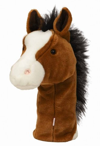 Horse Oversized Animal Golf Club Headcover