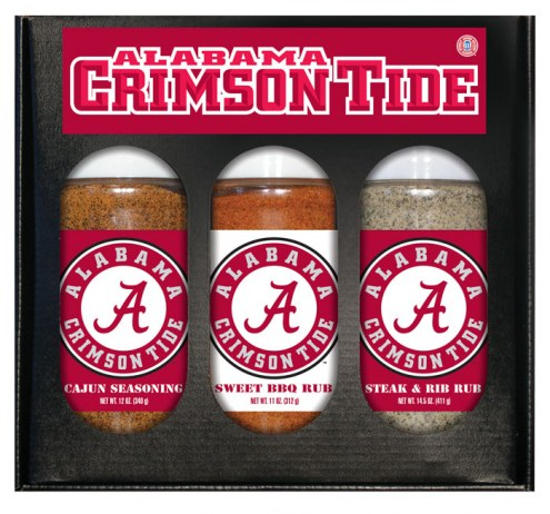 Hot Sauce Harry's Alabama Crimson Tide Boxed Rubs
