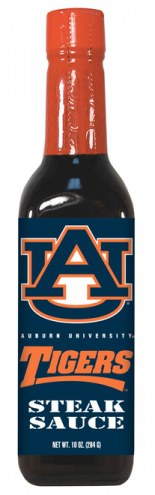 Hot Sauce Harry's Auburn Tigers Steak Sauce