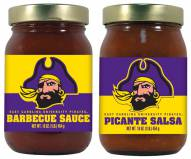 Hot Sauce Harry's East Carolina Pirates BBQ/Salsa Set