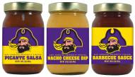 Hot Sauce Harry's East Carolina Pirates Triple Play